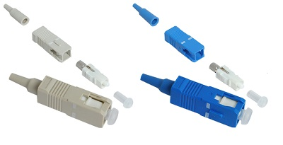 SC connector netviel