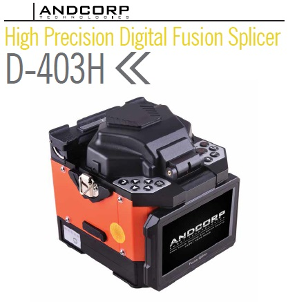 distributor ancorp splicer fiber optic
