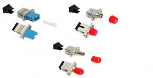 hybrid adapter coupler