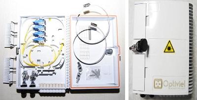 optiviel optical termination box